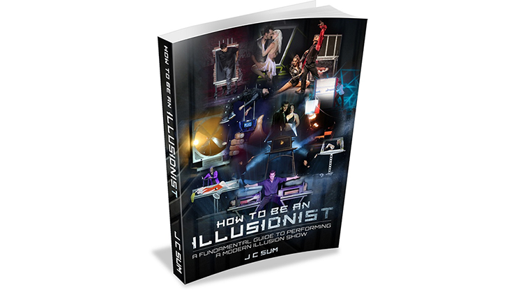How to Be an Illusionist - JC Sum - Libro de Magia