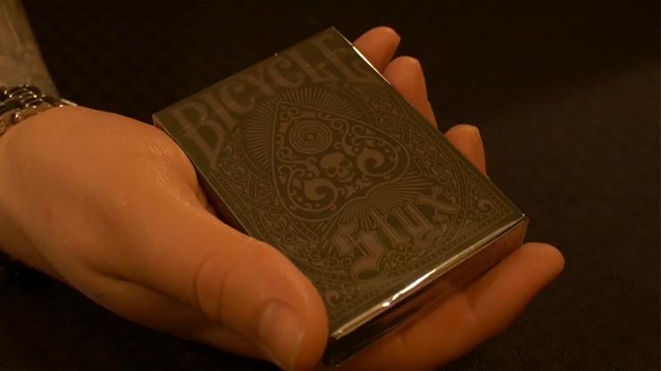 Cartas Bicycle Styx Playing Cards - US Playing Card
