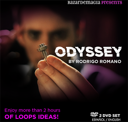 Odyssey - Rodrigo Romano & Bazar de Magia - DVD