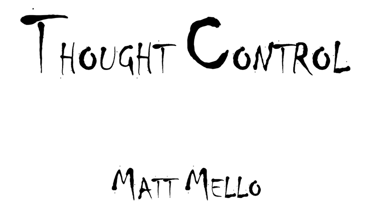 Thought Control eBook DOWNLOAD