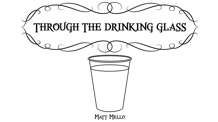 Through the Drinking Glass by Matt Mello eBook DOWNLOAD