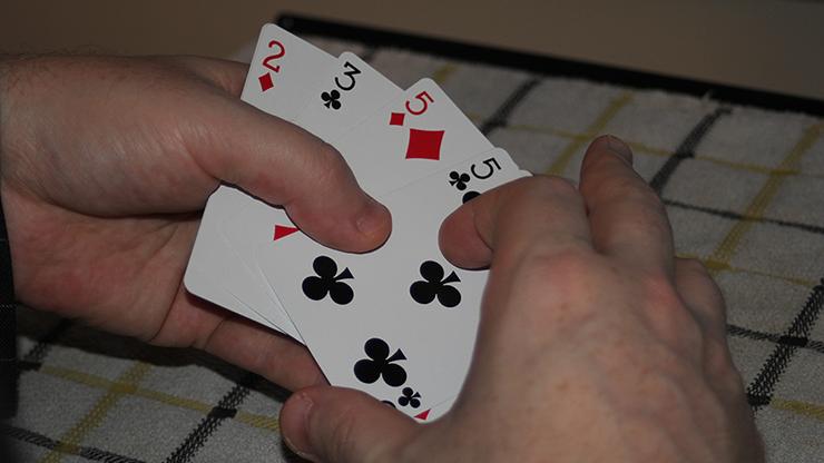 Royle's Commercial Close-Up Magic Card Trick Routine - Jonathan Royle Mixed - Archivo de Descarga