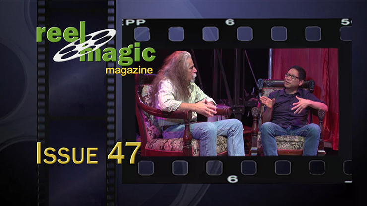 Reel Magic Episode 47 (Steve Spill) - DVD