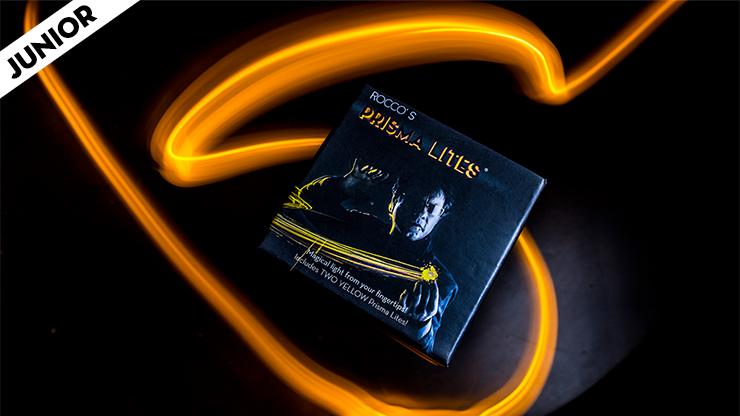 Rocco's SUPER BRIGHT Prisma Lites Pair JUNIOR (Yellow)