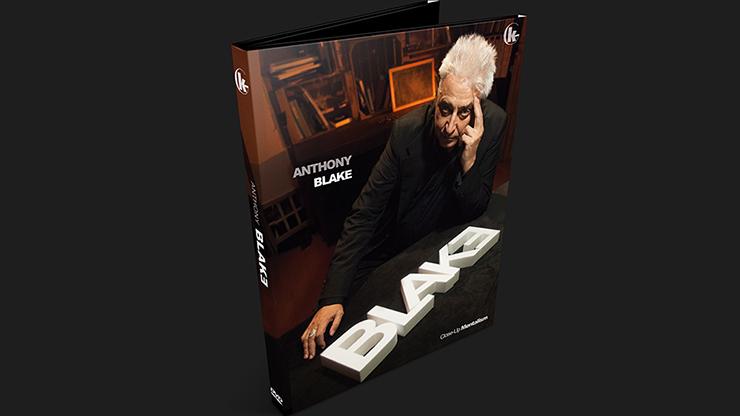 Anthony Blake - Grupokaps Productions - DVD