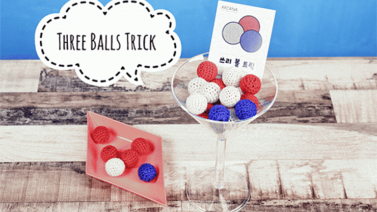 Three Ball Trick by ARCANA