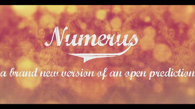 NUMERUS by Raphael Macho video DOWNLOAD
