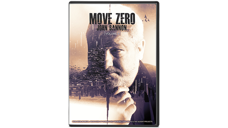 Move Zero (Vol 4) by John Bannon and Big Blind Media - DVD