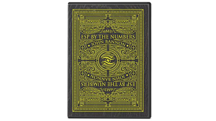 ESP - The Numbers (Gimmicks & Instrucciones Online) - John Bannon
