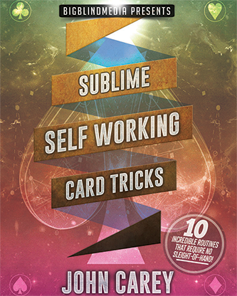 Sublime Self Working Card Tricks Video DOWNLOAD
