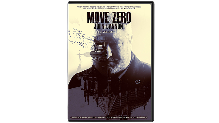 Move Zero (Vol 3) by John Bannon