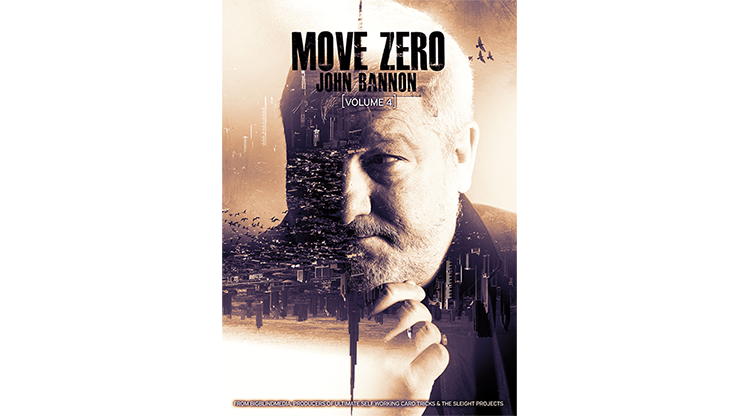 Move Zero (Vol 4) by John Bannon