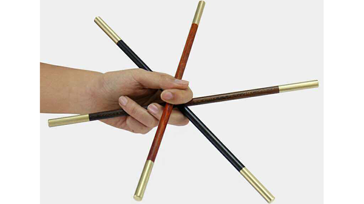 Wood Wand by Himitsu Magic - Trick MagicWorld Magic Shop