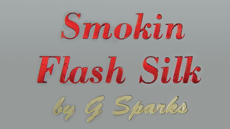 Smokin Flash Silk - G Sparks