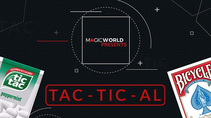 TACTICAL (Azul) - Magicworld