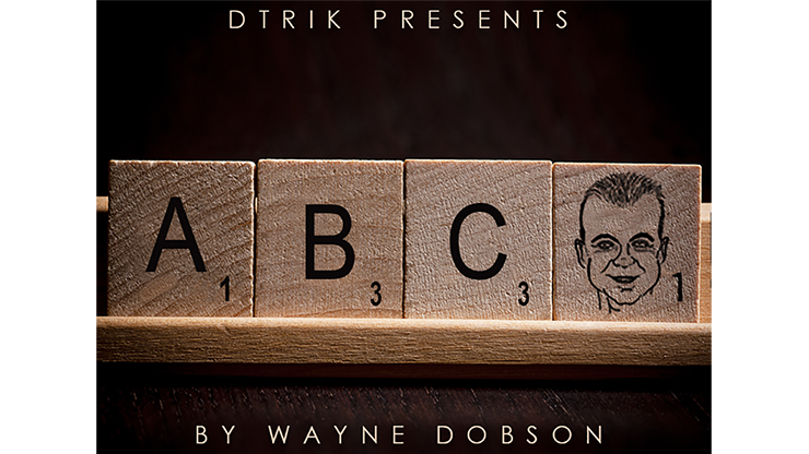 ABC (Gimmicks and Online Instructions) by Wayne Dobson
