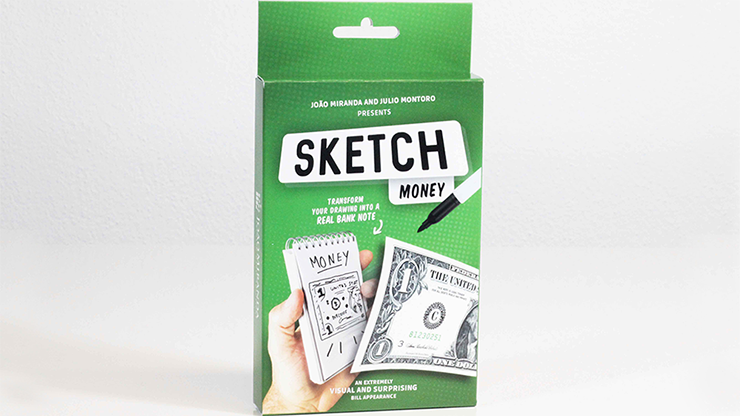 SKETCH MONEY - Joao Miranda & Julio Montoro