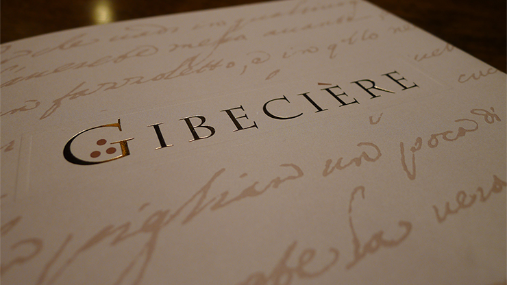 Gibeciere 15, Winter 2013, Vol. 8, No. 1