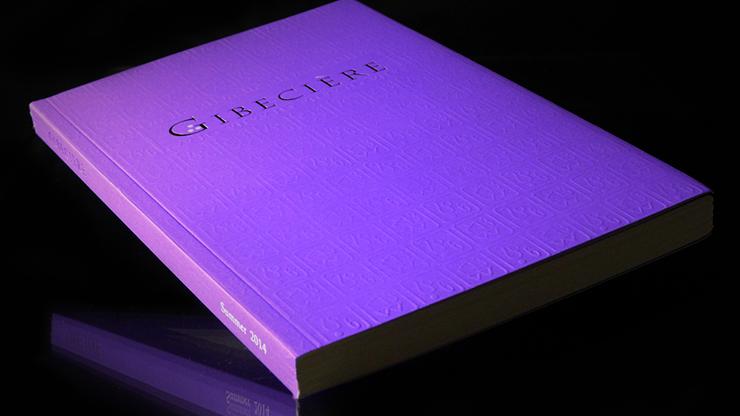 Gibeciere 18, Summer 2014, Vol. 9, No. 2