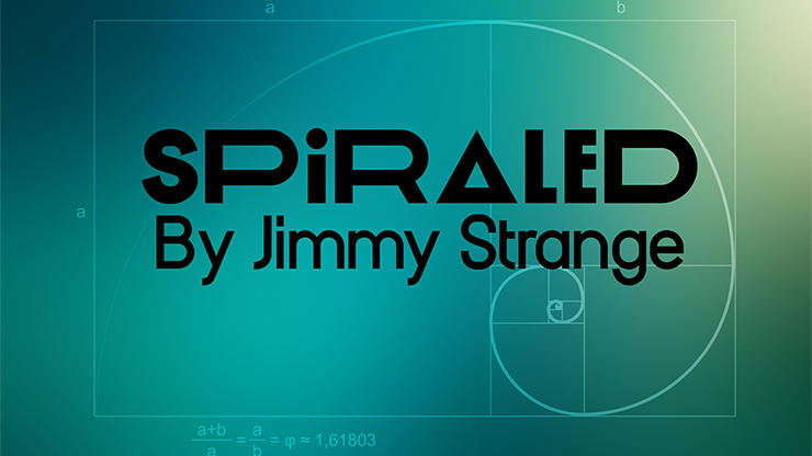 SPIRALED - Jimmy Strange