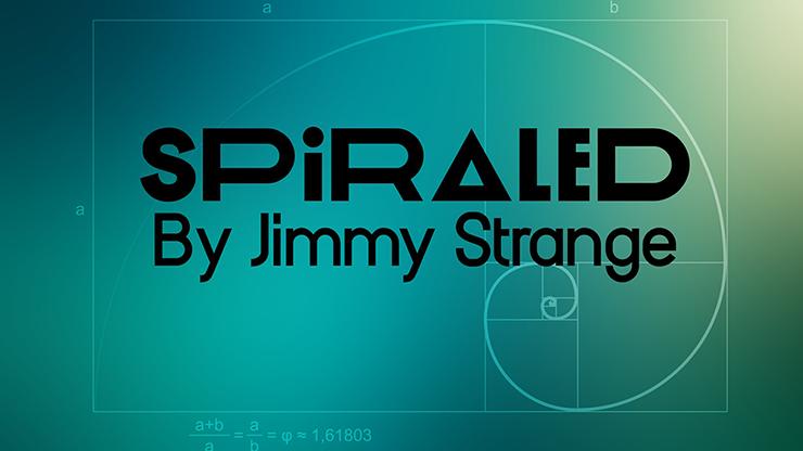 SPIRALED by Jimmy Strange - Trick