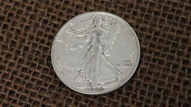 Walking Liberty Half Dollar Single Coin (Ungimmicked)
