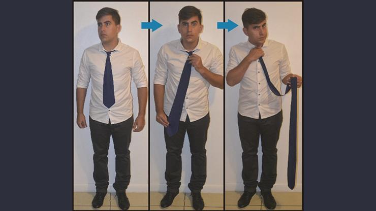 Comedy Necktie (Azul) - Nahuel Olivera