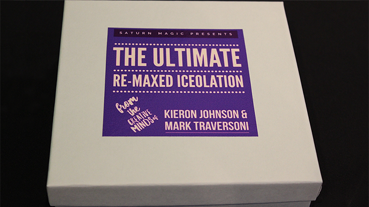The Ultimate Re-Maxed Iceolation - Kieron Johnson & Mark Traversoni