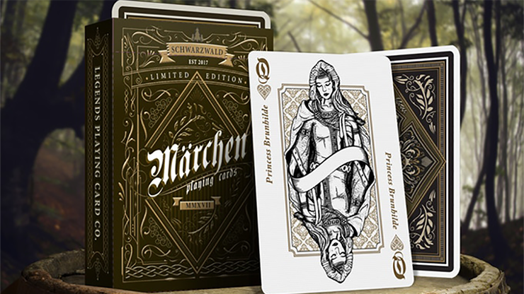 Marchen Schwarzwald Edicion Limitada Playing Cards