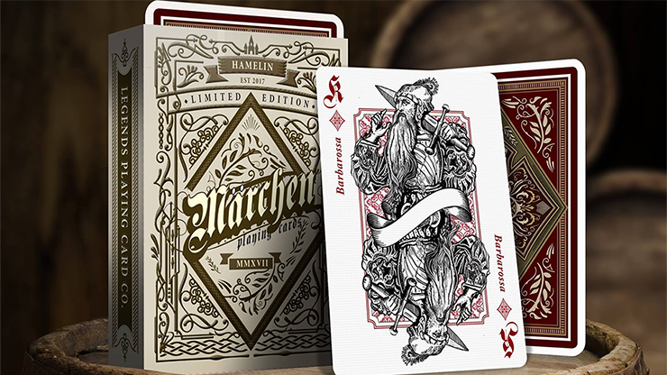 Märchen Hamelin Limited Edition Playing Cards