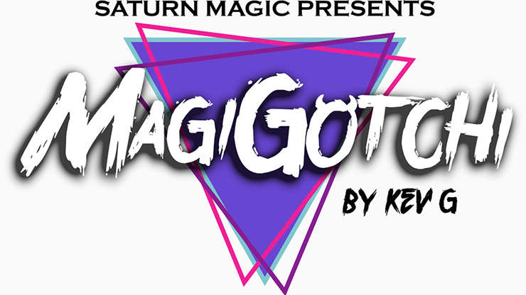 Magigotchi by Kev G