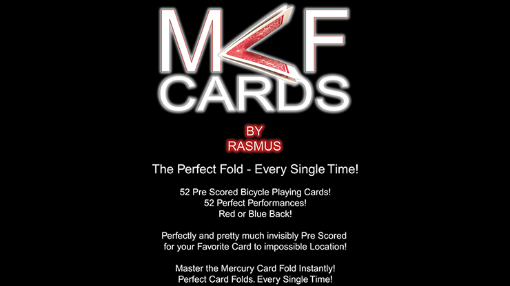MCF Cards (Blue) by Rasmus
