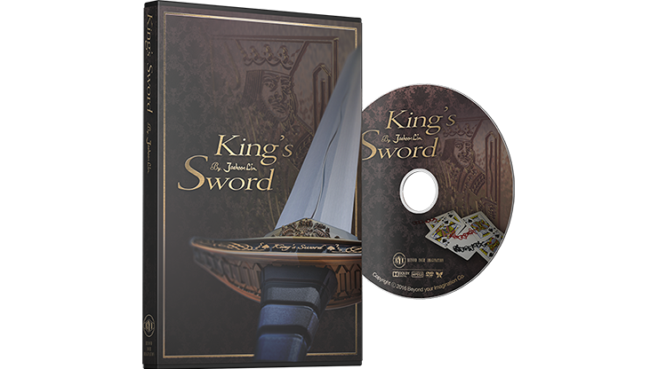 King's Sword by Jaehoon Lim - Trick