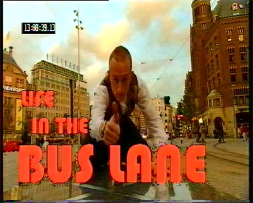 """Royle Reveal's Six Gems From His European Television Series """"Life in the Bus Lane"""" - Jonathan Royle"""
