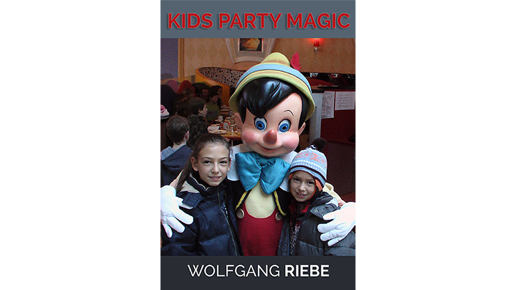 Kids Party Magic by Wolfgang Riebe eBook DOWNLOAD