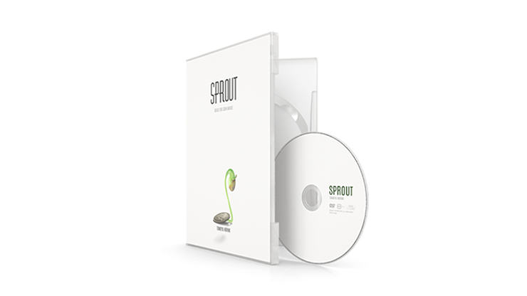 Sprout Ideas for Coin Magic by Tomoya Horiki - Trick
