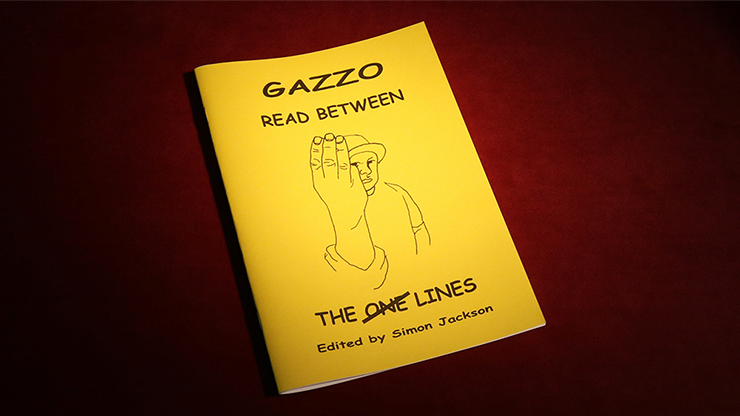 Read Between the Lines - Gazzo