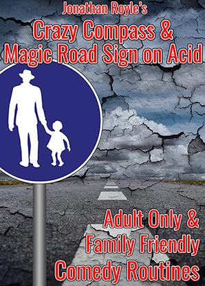 The Crazy Compass & Magic Road Sign on Acid - Jonathan Royle Mixed - Archivo de Descarga