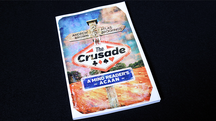 The Crusade by Atlas Brookings - Book