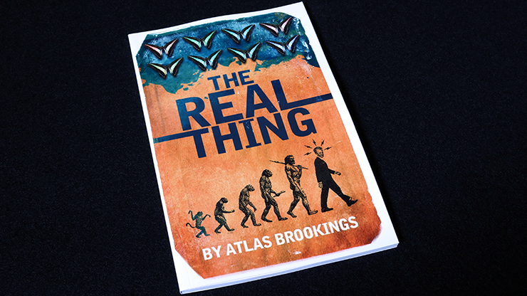 The Real Thing - Atlas Brookings
