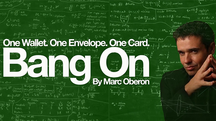 Bang On 2.0 (Gimmicks & Instrucciones Online) - Marc Oberon