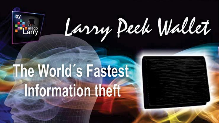 The Larry Peek Wallet (Gimmick & Instrucciones Online) - Mago Larry