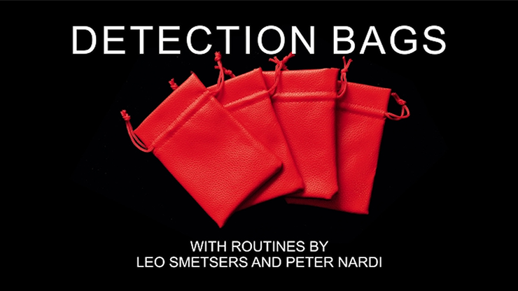 Detection Bag (Gimmicks and Online Instructions)