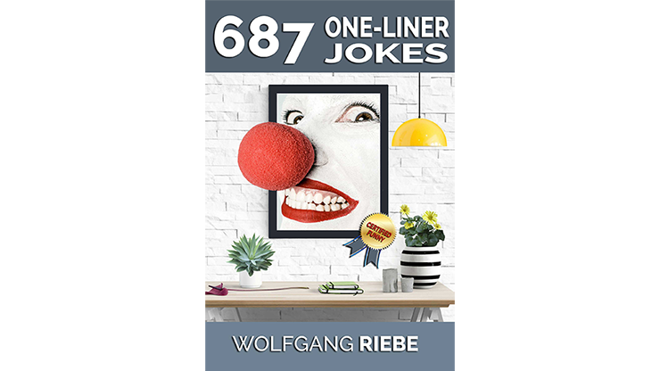 687 One-Liner Jokes eBook DOWNLOAD