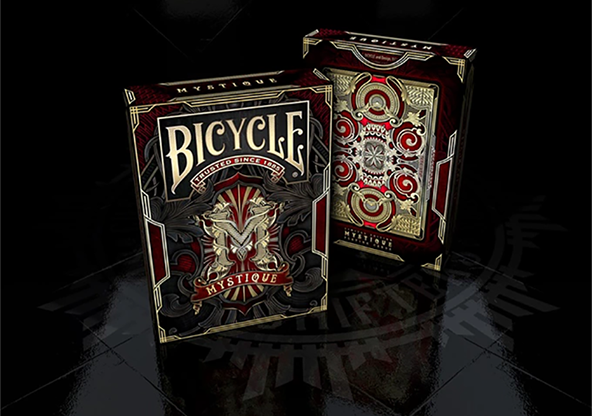 Cartas Bicycle Mystique Playing Cards