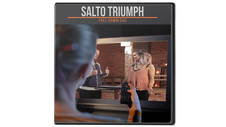 Salto Triumph (Excerpt from Any Shuffled Deck) - Big Blind Media - Video Descarga