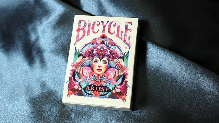 Cartas Bicycle Artist Playing Cards - Prestige Playing Cards