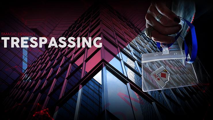 Trespassing by SMagic - Teleportzauber jenseits der Realität