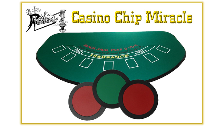 Casino Chip Miracle Video DOWNLOAD