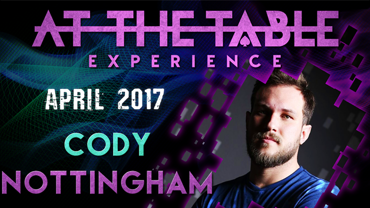 At The Table Live Lecture Cody Nottingham ( April 19th 2017 )